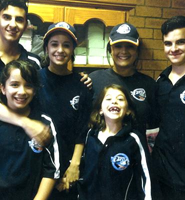 Faros Bros Seafood Staff
