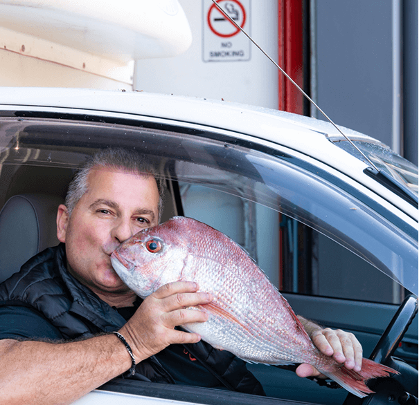 Fresh Fish Seafood Market